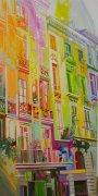 Rue de Bordeaux - 80x40cm